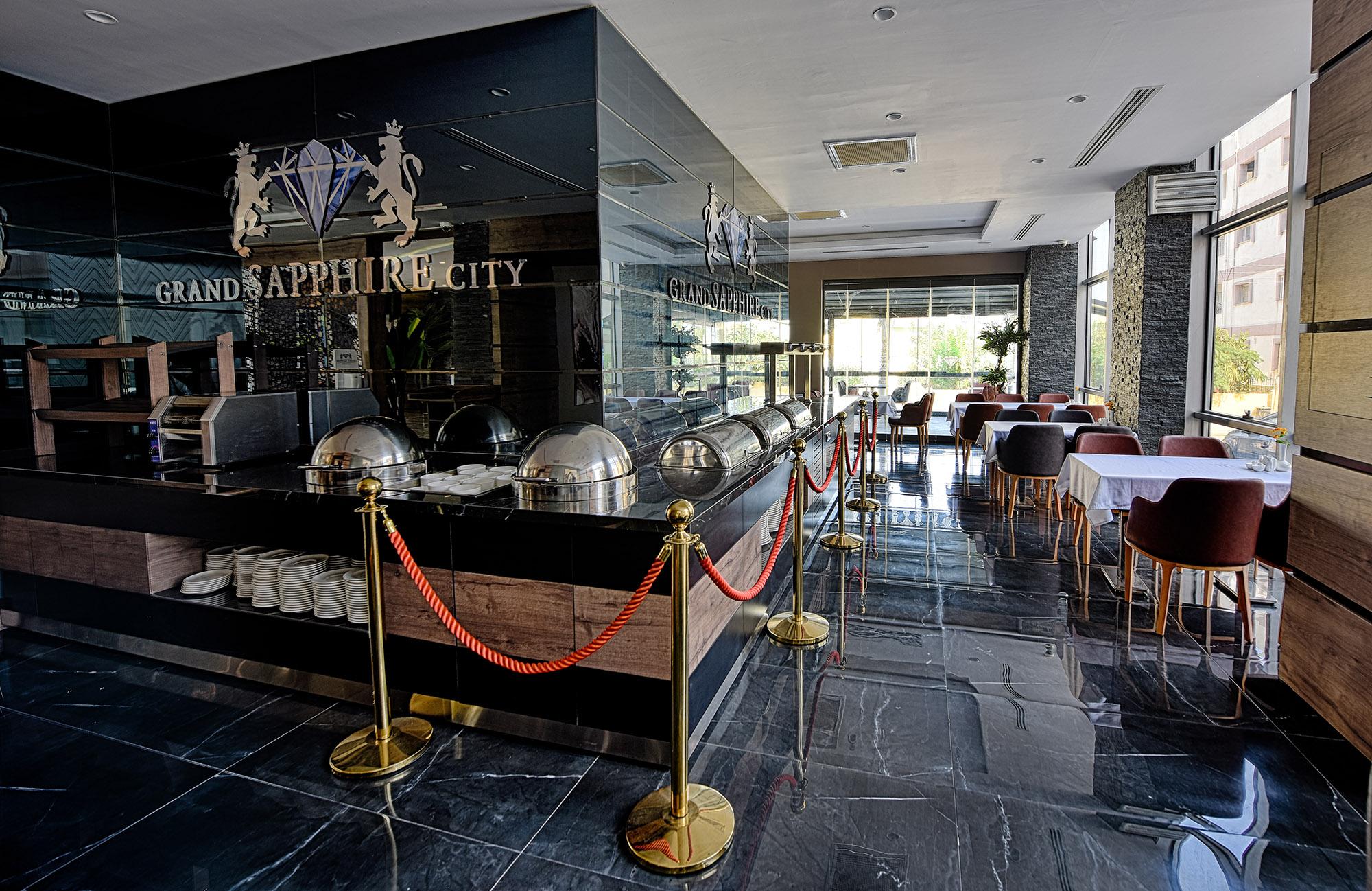 Grand Sapphire City Hotel